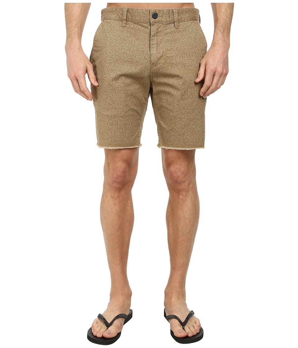 Quiksilver - New Echo Walkshorts (Elmwood) Men