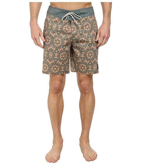 Quiksilver - Tamarin Yoke Boardshorts (Mo Tamarin Cumin) Men's Swimwear