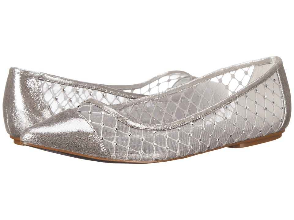 Adrianna Papell - Jewel (Silver Sterling) Women's Flat Shoes