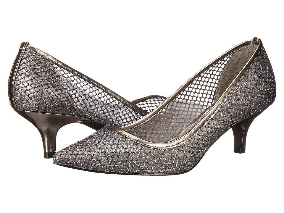 Adrianna Papell Lois (Gunmetal) High Heels