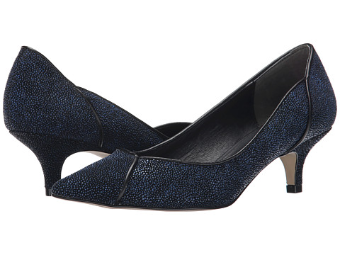 Adrianna Papell - Lydia (Blue Manta Ray Leather) Women's Shoes