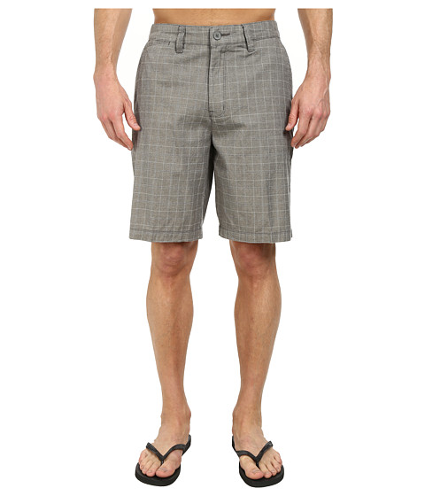 Quiksilver - Dos Playas Walkshorts (Ash) Men's Shorts