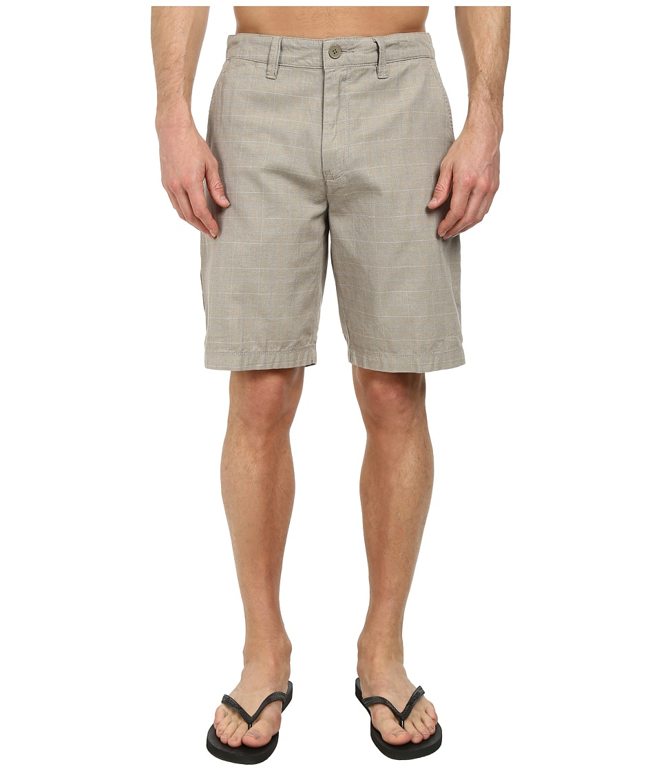 Quiksilver - Dos Playas Walkshorts (Walnut) Men's Shorts