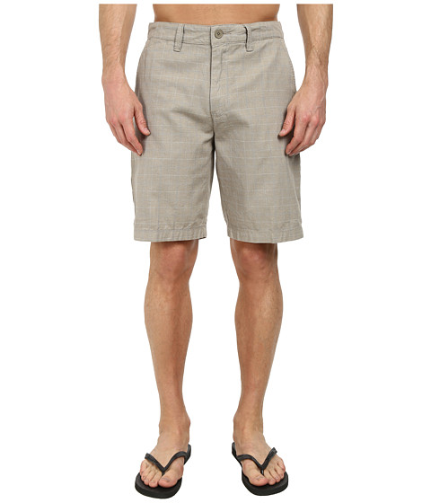 Quiksilver - Dos Playas Walkshorts (Walnut) Men