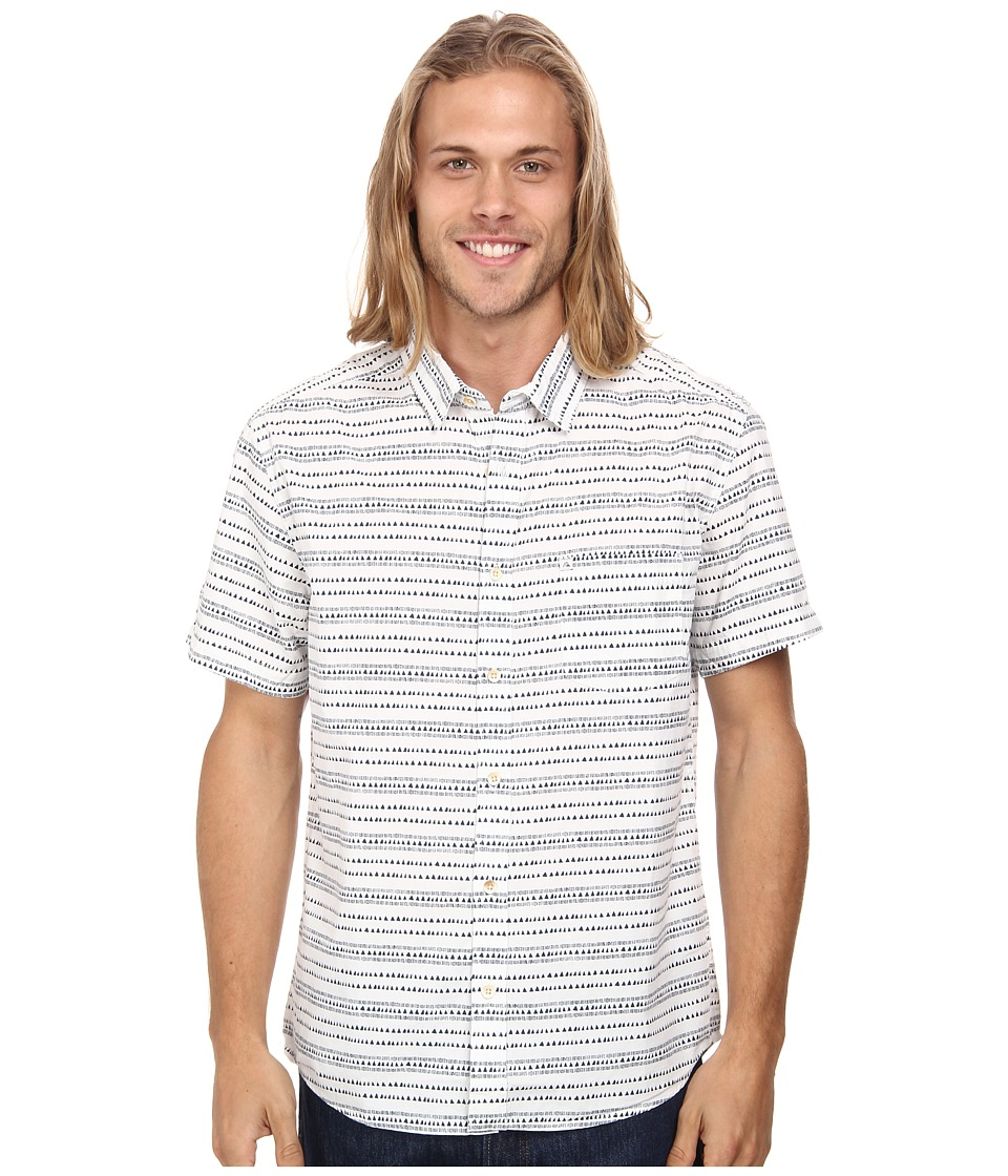 Quiksilver - Nendo Woven Top (Nendo Dark Denim) Men