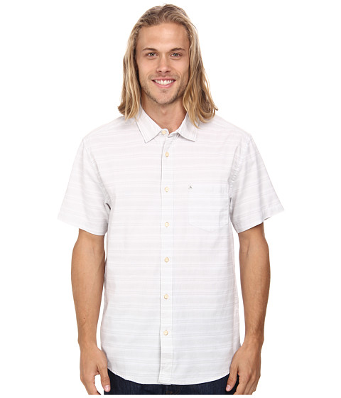 Quiksilver - Francolin Woven Top (Francolin High Rise) Men