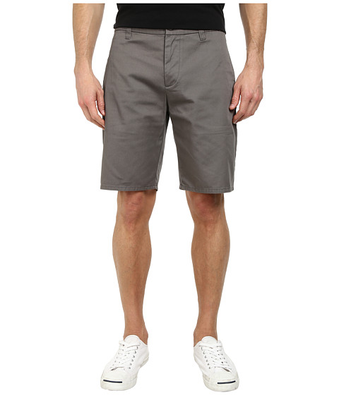 Brixton - Carter Short (Grey) Men