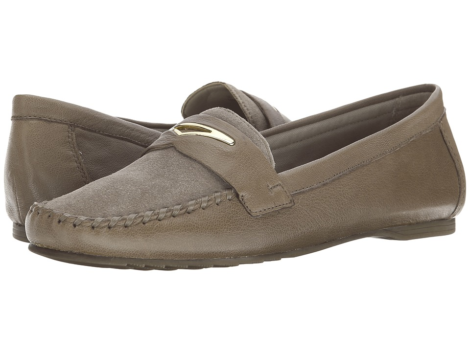Franco Sarto - Papillion (Mushroom) Women's Flat Shoes