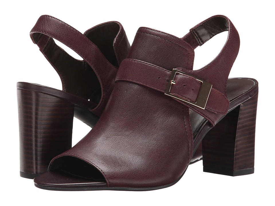 Franco Sarto - Gabba (Aubergine) Women's Shoes