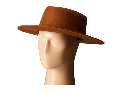 Brixton - Westward Fedora (Coffee) Fedora Hats