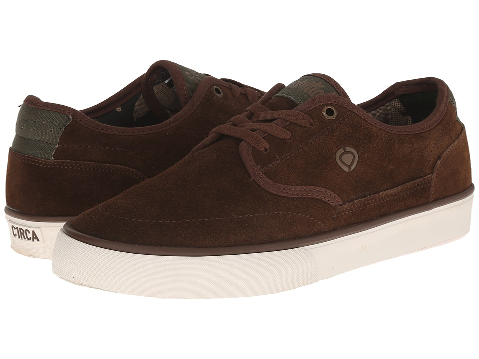 Circa - Essential (Pinecone/Ermine) Men's Skate Shoes