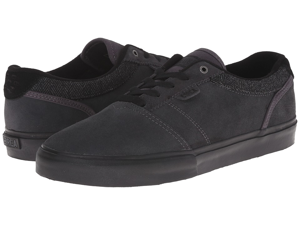 Circa - Goliath (Dark Shadow/Black) Men's Shoes