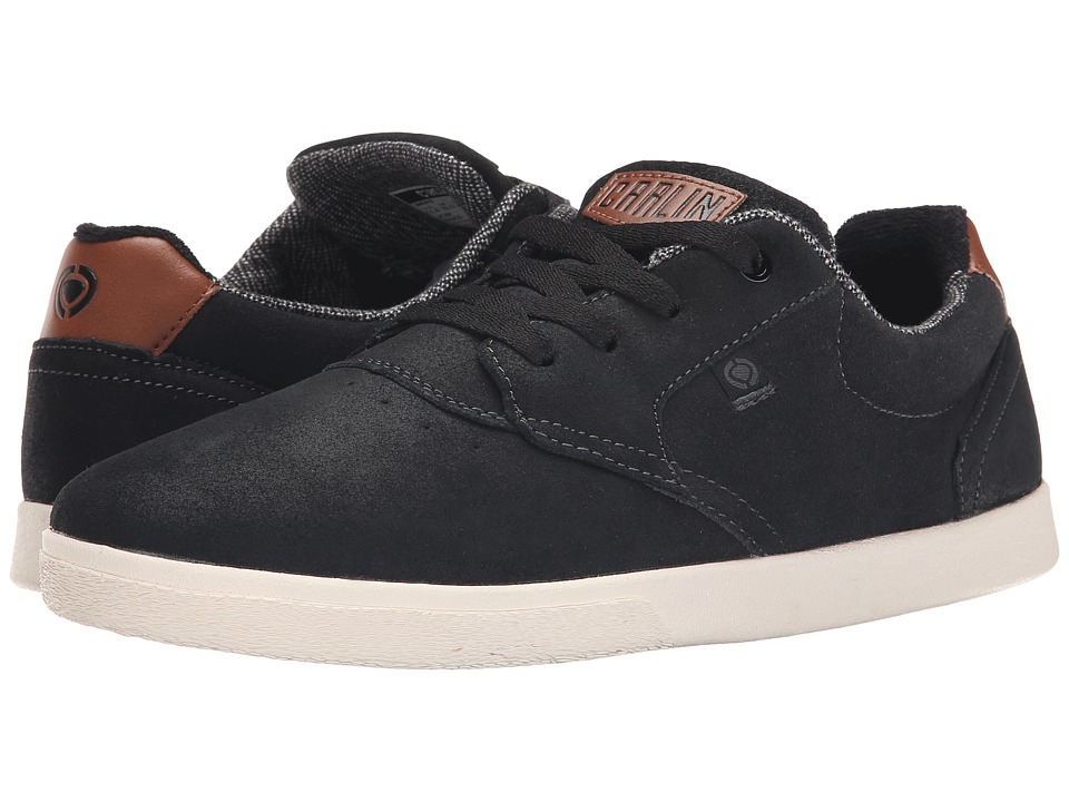 Circa - JC01 (Black/Dark Shadow) Men's Shoes