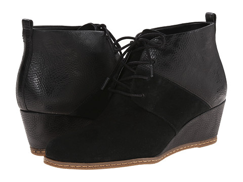 Franco Sarto - Albi (Black) Women's Wedge Shoes