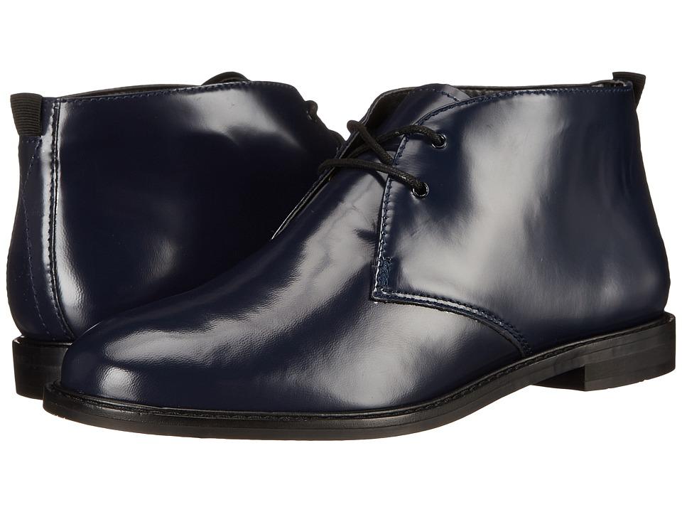 Franco Sarto - Tomcat (Dark Blue) Women's Shoes