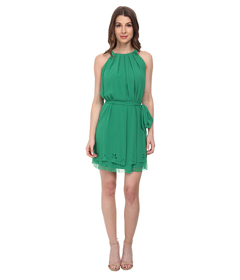 Jessica Simpson - Chiffon Laser Cut (Green) Women