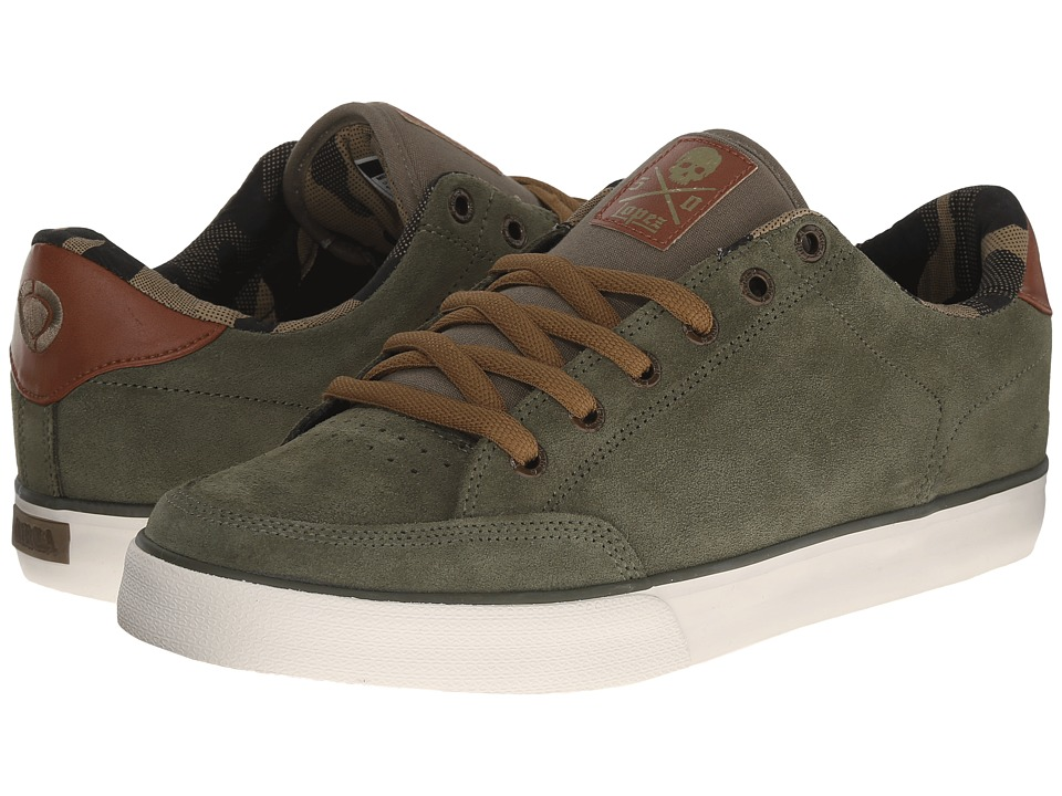 Circa - AL50 (Burnt Olive/Pinecone) Men's Shoes