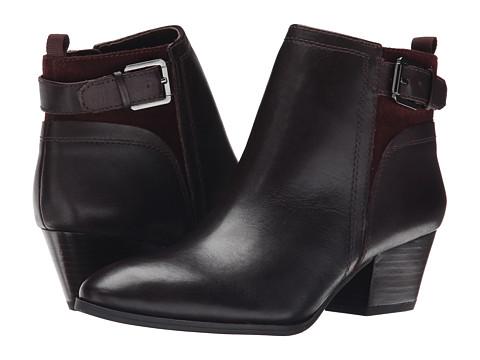 Franco Sarto - Garda (Aubergine) Women's Zip Boots