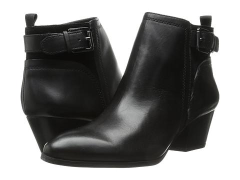 Franco Sarto - Garda (Black) Women's Zip Boots