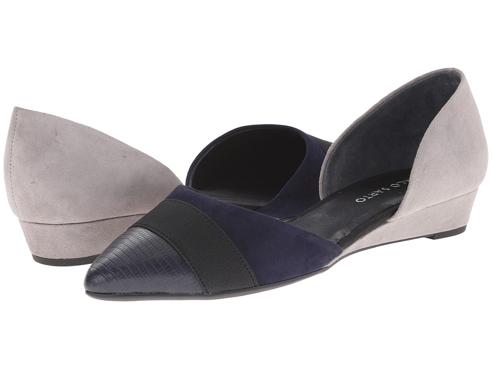 Franco Sarto - Harlan (Dark Blue) Women's Shoes