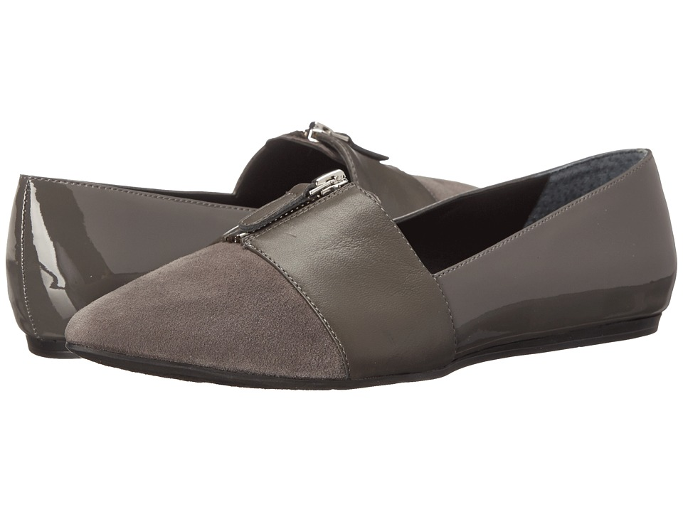 Franco Sarto - Holland (Charcoal Grey) Women's Dress Flat Shoes