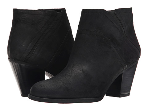 Franco Sarto - Domino (Black) Women's Zip Boots