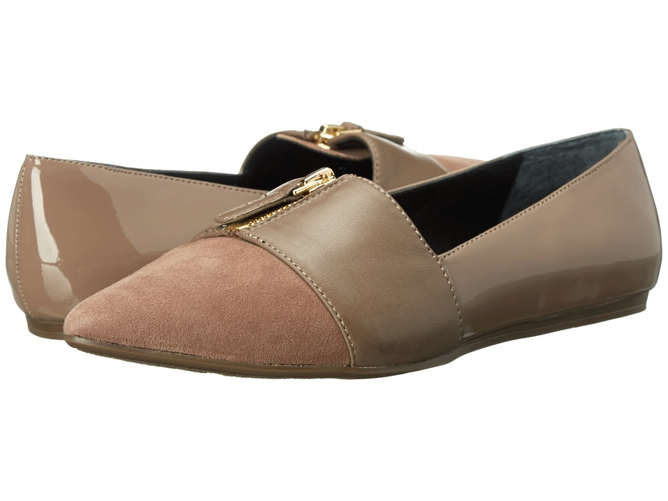 Franco Sarto - Holland (Mushroom) Women's Dress Flat Shoes