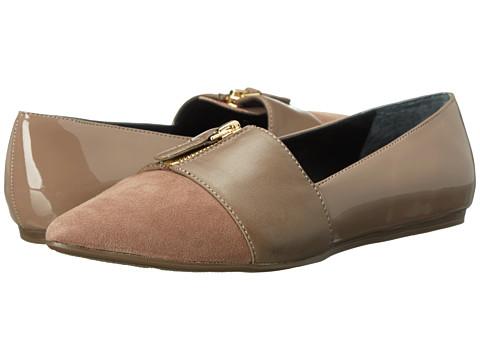 Franco Sarto - Holland (Mushroom) Women's Dress Flat Shoes