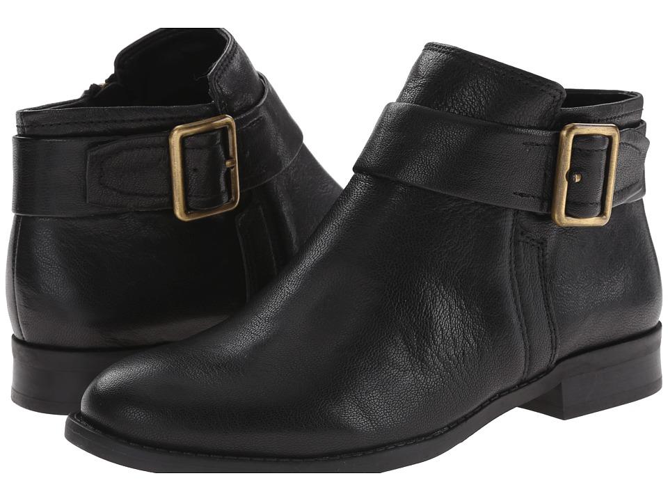 Franco Sarto - Holmes (Black Leather) Women