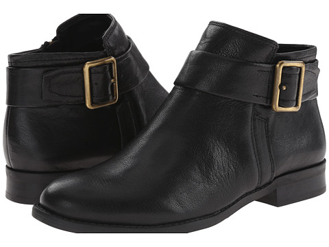 Franco Sarto - Holmes (Black Leather) Women