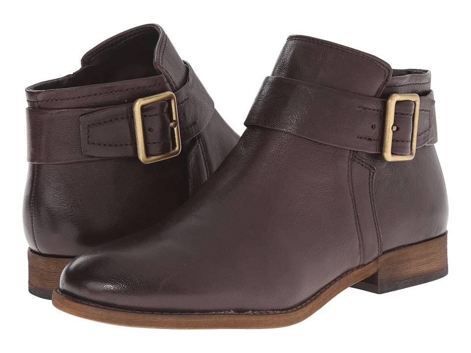 Franco Sarto - Holmes (T.Moro Leather) Women's Zip Boots