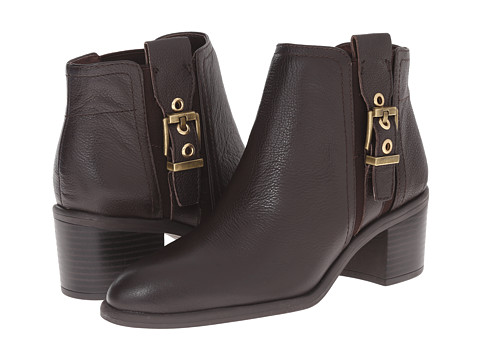 Franco Sarto - Eminent (English Tan Leather) Women's Slip-on Dress Shoes