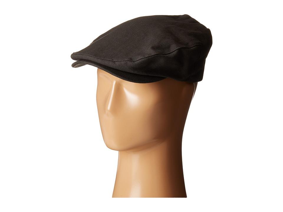 Brixton - Barrel Snap Cap (Washed Black) Caps