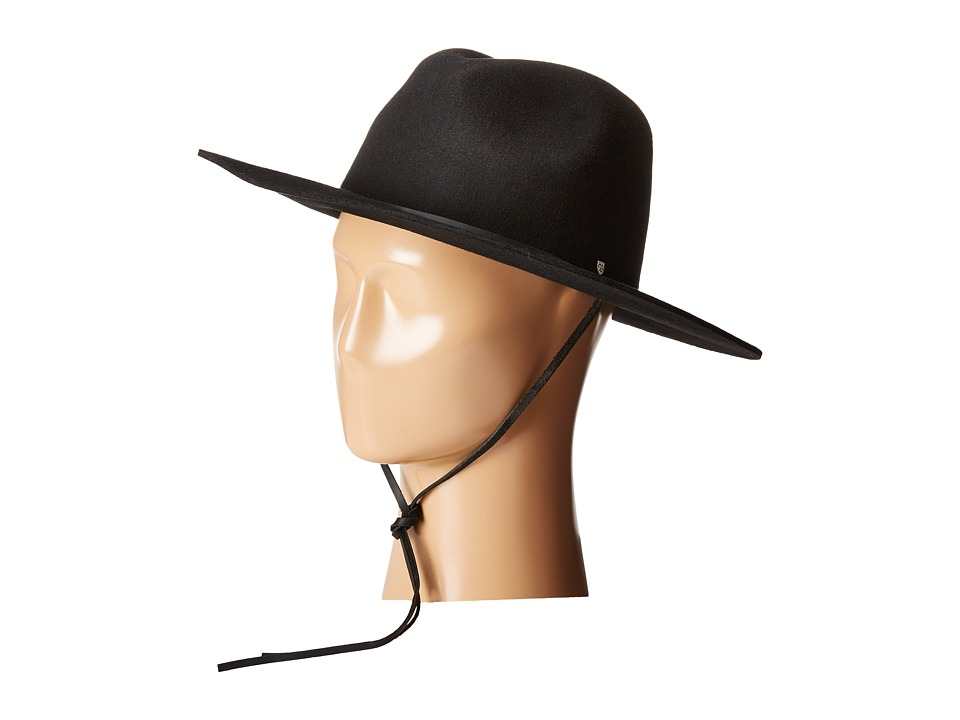 Brixton - Mayfield II Hat (Black) Caps