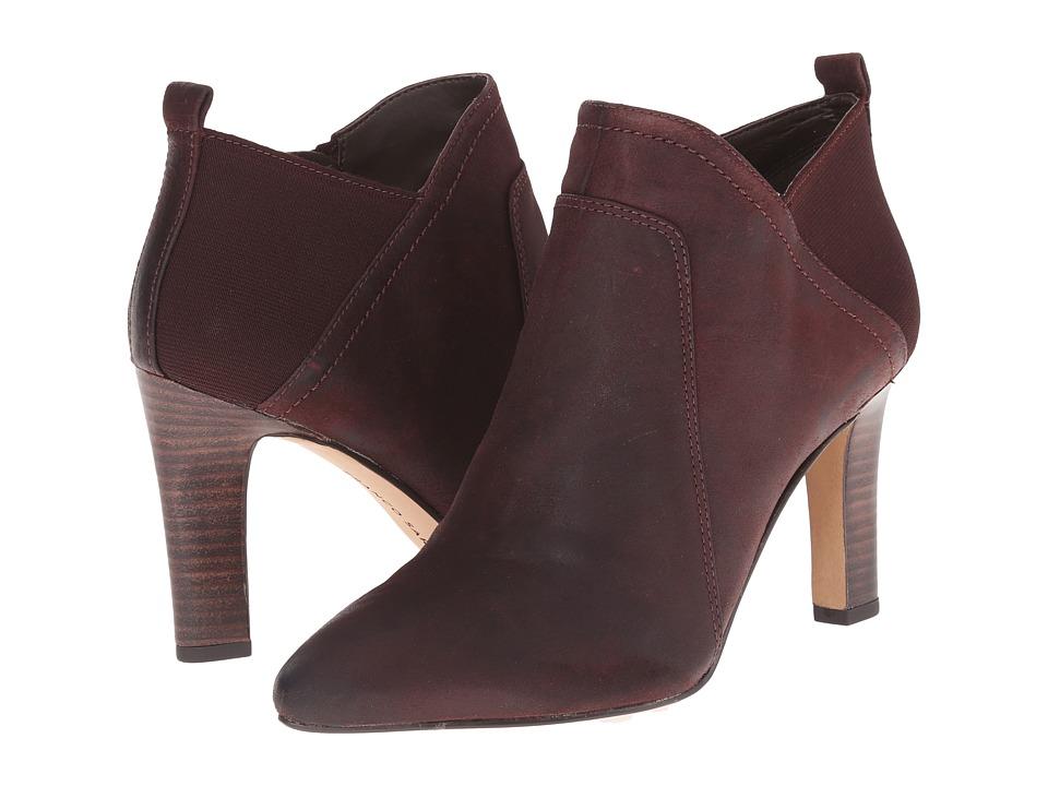 Franco Sarto - Karina (Bordo) High Heels
