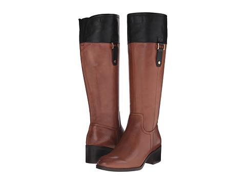 Franco Sarto - Lizbeth (Brown/Black) Women's Shoes