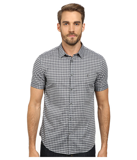 John Varvatos Star U.S.A. - Short Sleeve Shirt W475R2B (Night Sky) Men