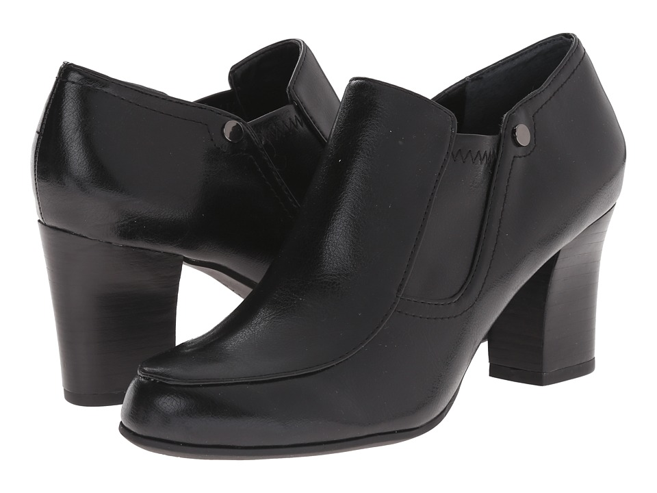 Franco Sarto - Rebound (Black Stretch) Women's Shoes
