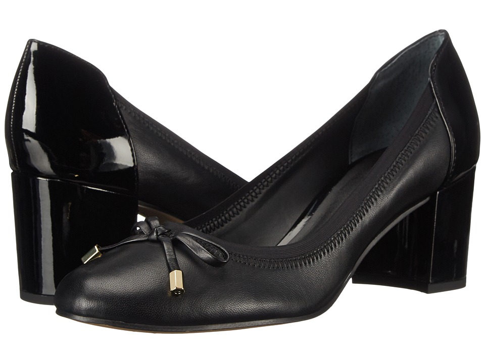 Franco Sarto - Republic (Black) Women's Slip-on Dress Shoes