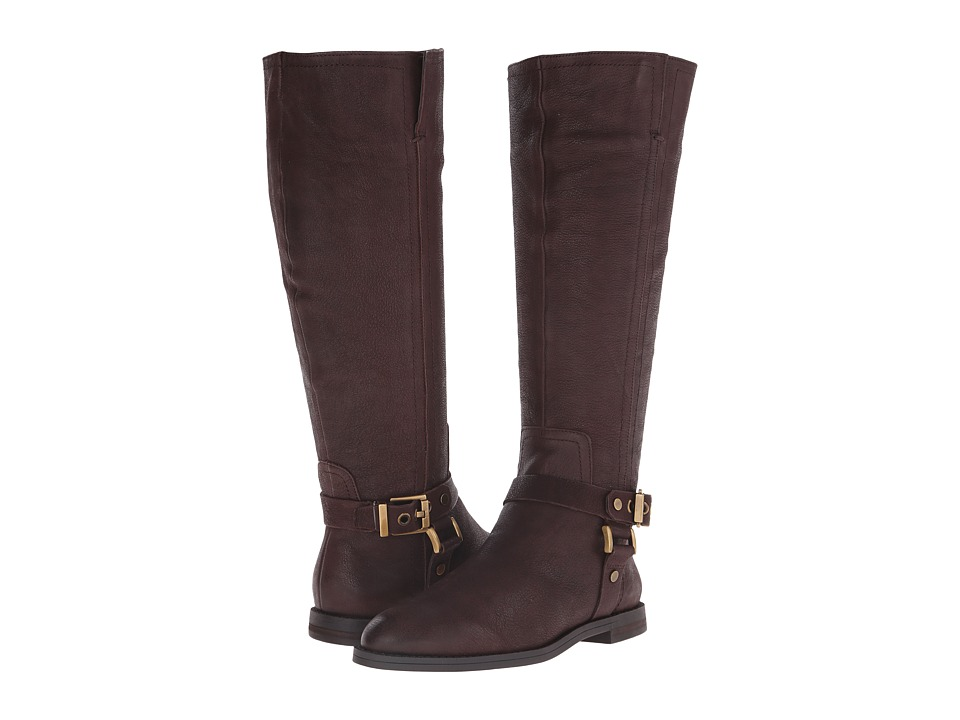 Franco Sarto - Vantage (Espresso Leather) Women