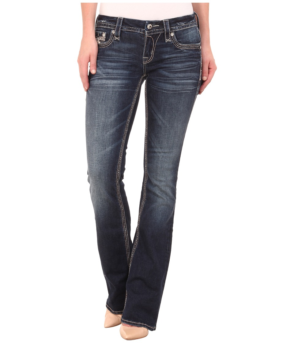 Rock Revival - Sukie B Bootcut (Medium Blue) Women's Jeans