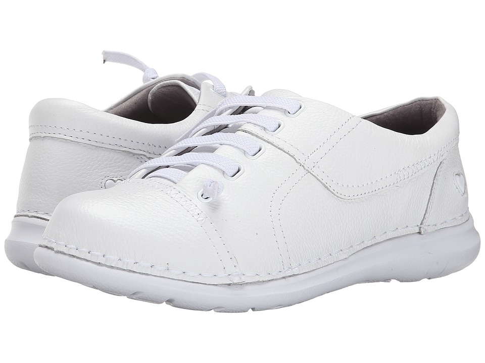 Nurse Mates - Tibby (White) Women's Shoes