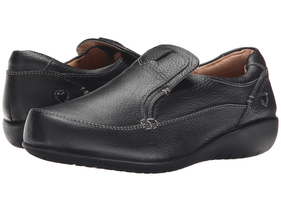 Nurse Mates - Rebecca (Black) Women's Shoes