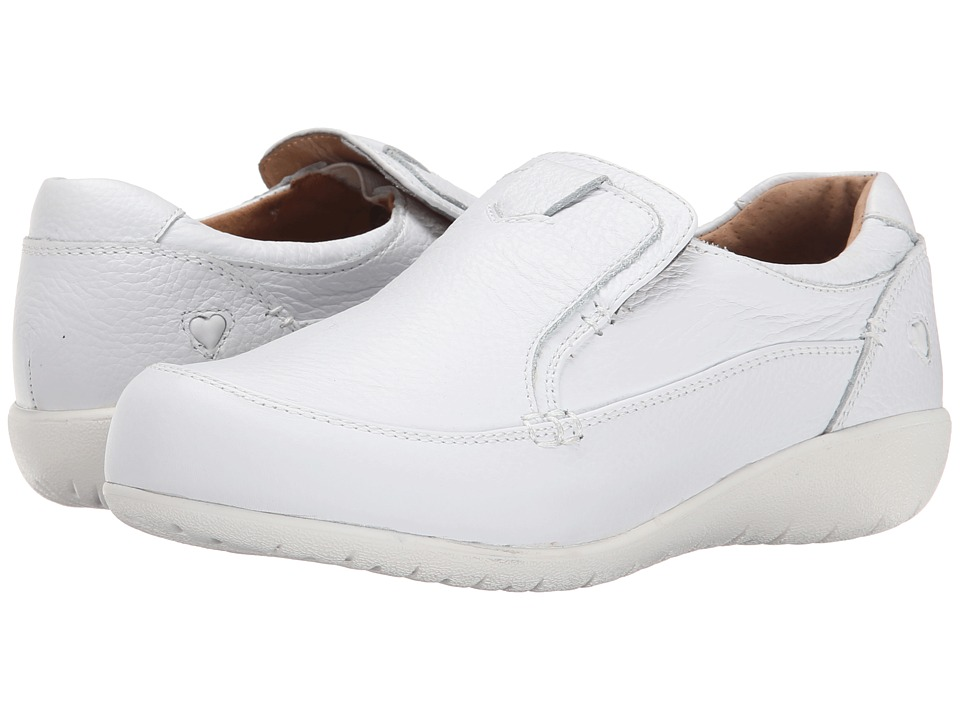Nurse Mates - Rebecca (White) Women's Shoes