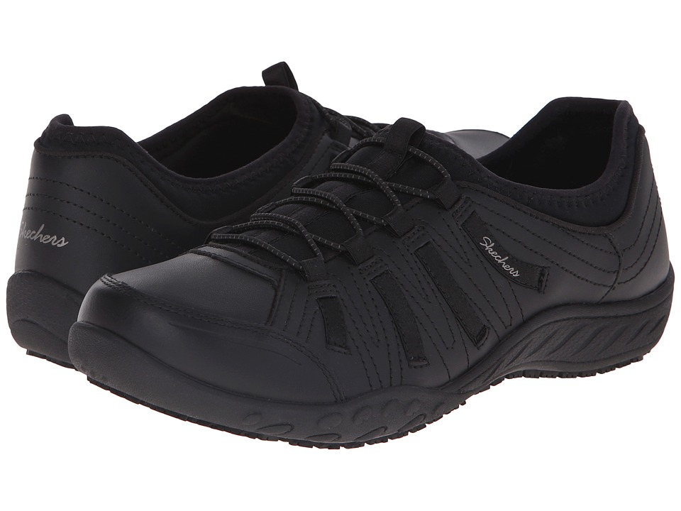 SKECHERS Work - Rodessa (Black) Women's Shoes