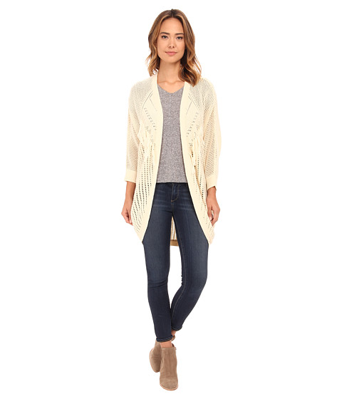 Rip Curl - Desperado Cardigan (Natural) Women's Sweater