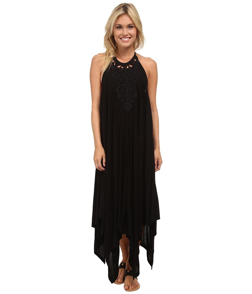 Rip Curl - Castaway Maxi Dress (Black) Women's Dress