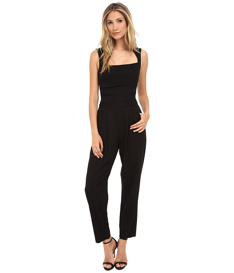Nicole Miller - Felicity Jumpsuit (Black) Women's Jumpsuit & Rompers One Piece