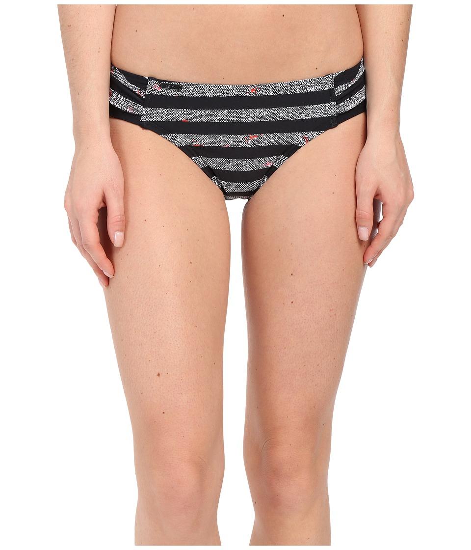Lole Carribean Bottoms (Black Textured Stripe) Women