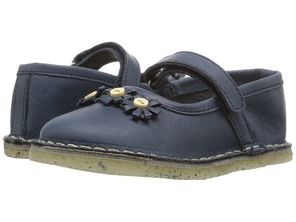 Kid Express - Amelia (Toddler/Little Kid) (Navy Rustik) Girl's Shoes